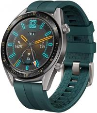 Pametni Satovi i oprema-HUAWEI WATCH GT ACTIVE DARK GREEN SMARTWATCH