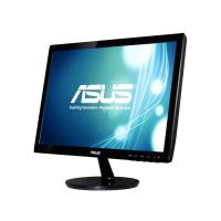 "Monitori - ASUS LED MONITOR VS197DE, BLACK, 18.5"", 1366X768, KONTRAST 5M:1, 5 MS, VGA - avalon ltd"