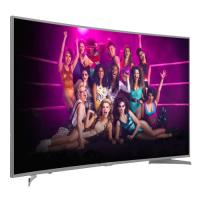 "Televizori - HISENSE SMART H49N6600 Curved LED, 49"" (124.4 cm), 4K Ultra HD, DVB-T/T2/C/S/S2 - Avalon ltd pljevlja"