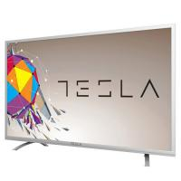 "Televizori - Tesla 43S356BF LED TV 43"" full HD, slim DLED, DVB-T2/DVB-C/DVB-S2, silver - Avalon ltd pljevlja"