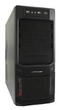 PC računari - Comtrade Black PC AMD Ryzen 2200G/A320M/8GB DDR4/1TB  HDD/ATI RX 560 4GB/500W - Avalon ltd pljevlja