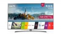"Televizori - LG 49UJ670V LED TV 49"" Ultra HD, WebOS 3.5 Smart TV, DVB-T2/DVB-C/DVB-S2, Titan, metal frame - Avalon ltd pljevlja"