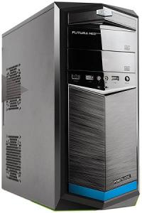 PC računari - NET2 *** CASE Zeus 1717 500W, MB H110, CPU INTEL Cel Dual Core G3900 2.8GHz, RAM 4GB DDR4, HDD 500GB SATA, VGA AMD Radeon R5 230 1GB DDR3, DVD-RW - Avalon ltd pljevlja