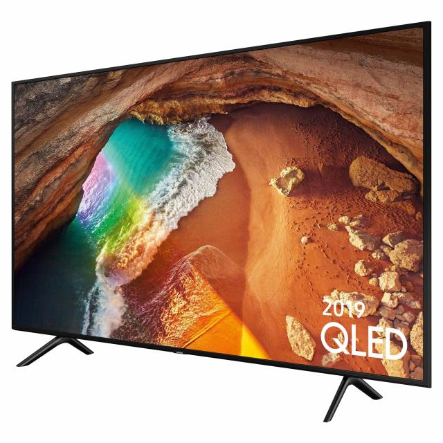 "Televizori i oprema - Samsung QE49Q60RATXXH QLED TV 49"" ultra HD, Quantum Dot, Quantum HDR 4K, Bixby, smart remote - Avalon ltd"