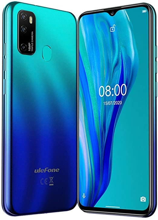 Mobilni telefoni i oprema - ULEFONE NOTE 9P 4/64GB GREEN - Avalon ltd