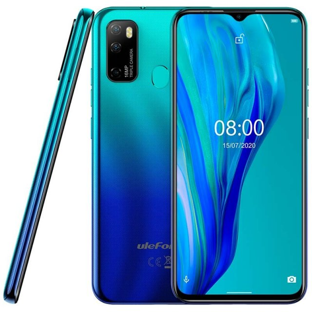Mobilni telefoni i oprema - ULEFONE NOTE 9P 4/64GB BLUE - Avalon ltd