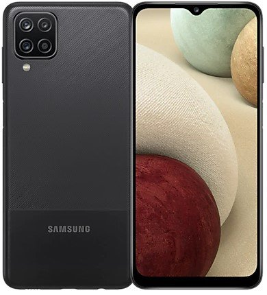 Mobilni telefoni i oprema - SAMSUNG A125F GALAXY A12 4/64GB BLACK - Avalon ltd
