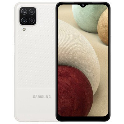 Mobilni telefoni i oprema - SAMSUNG A125F GALAXY A12 4/64GB WHITE - Avalon ltd