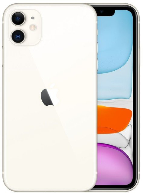 Mobilni telefoni i oprema - APPLE iPhone 11 64GB White MHDC3CN/A - Avalon ltd