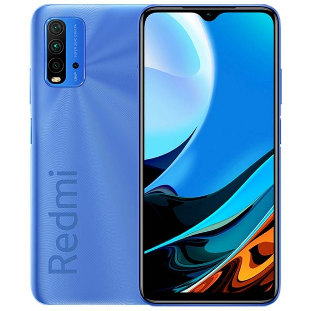 Mobilni telefoni i oprema - XIAOMI REDMI 9T EU 4/128GB TWILIGHT BLUE - Avalon ltd