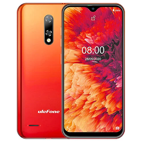 Mobilni telefoni i oprema - ULEFONE NOTE 8P 2/16GB AMBER SUNRISE - Avalon ltd