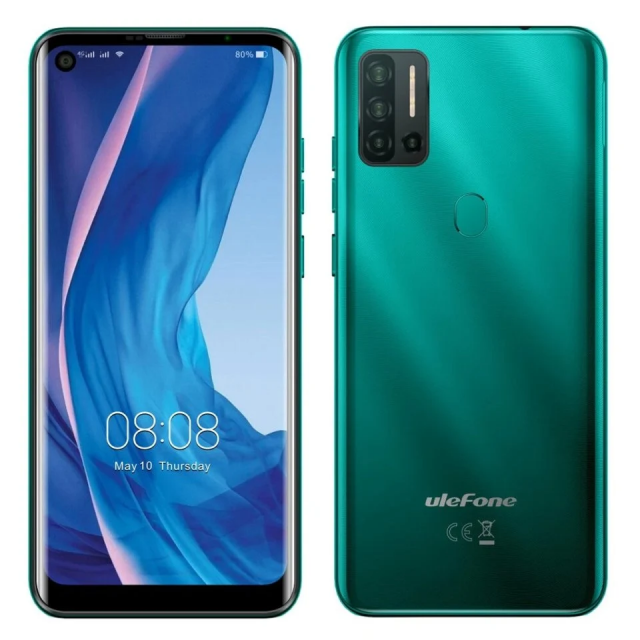 Mobilni telefoni i oprema - ULEFONE NOTE 11P 8/128GB GREEN - Avalon ltd