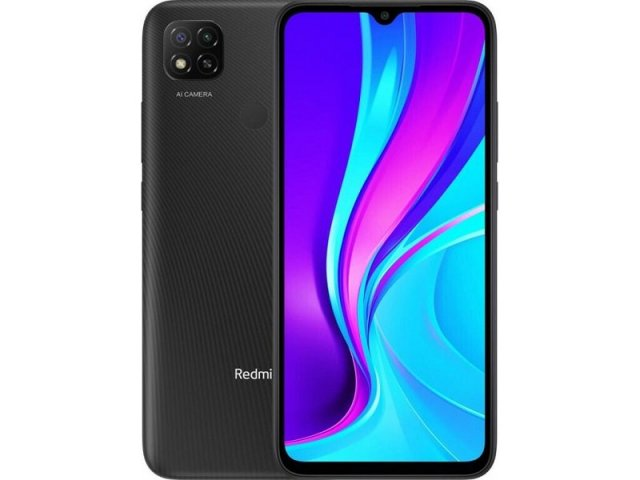 Mobilni telefoni i oprema - XIAOMI REDMI 9C NFC EU 2/32GB MIDNIGHT GREY - Avalon ltd