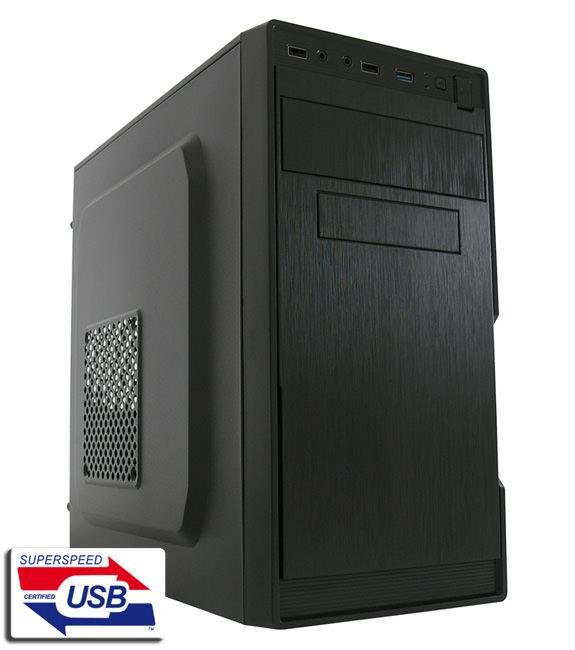 PC Računari - Comtrade Red PC AMD Ryzen 3 2200G/A320M/8GB DDR4/240GB SSD/570W - Avalon ltd