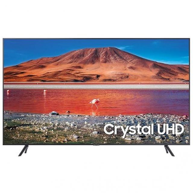 "Televizori i oprema - Samsung UE50TU7092UXXH LED TV 50"" ultra HD, smart TV, Crystal displej, bez ivica - Avalon ltd"