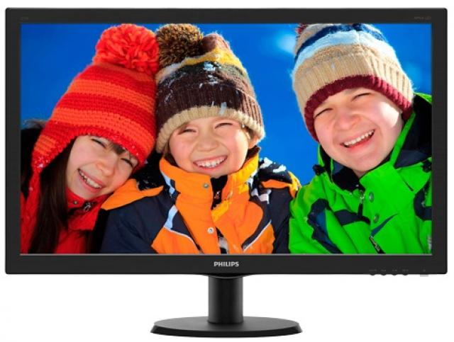 "Monitori - PHILIPS 22"" PH 223V5LHSB2/00 VGA, HDMI MONITOR - Avalon ltd"