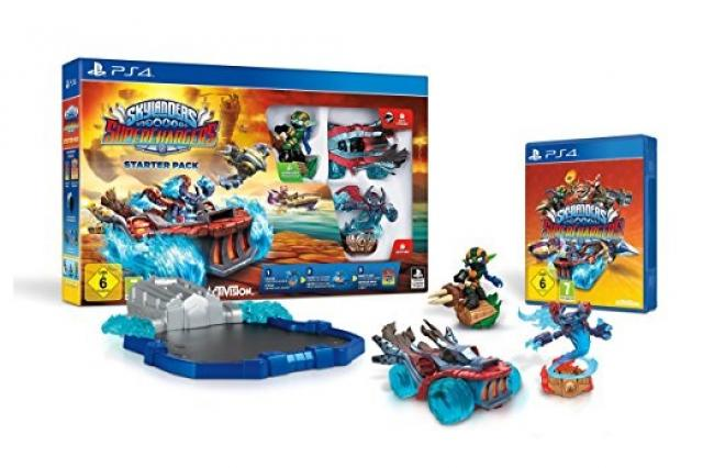 Gaming konzole i oprema - PS4 Skylanders SuperChargers Starter Pack - Avalon ltd