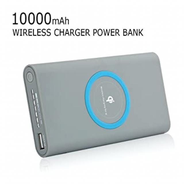 Mobilni telefoni i oprema - POWER BANK HP-068 3 in 1 Wireless Charger - Avalon ltd