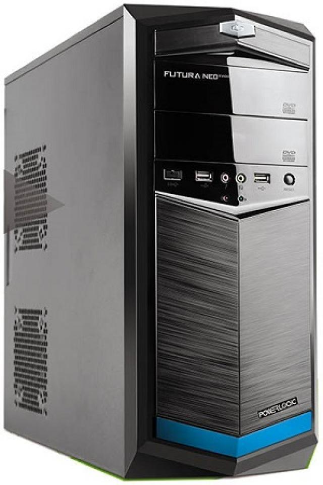PC Računari - NET2 *** CASE Futura,INTEL Dual Core G4920 (3.2GHz), RAM 4GB DDR4, HDD 500GB SATA, VGA NVIDIA GeForce G610 2GB DDR3, DVD-RW - Avalon ltd
