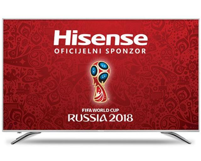 "Televizori i oprema - HISENSE 43"" H43A6500 Smart LED 4K Ultra HD LCD TV - Avalon ltd"