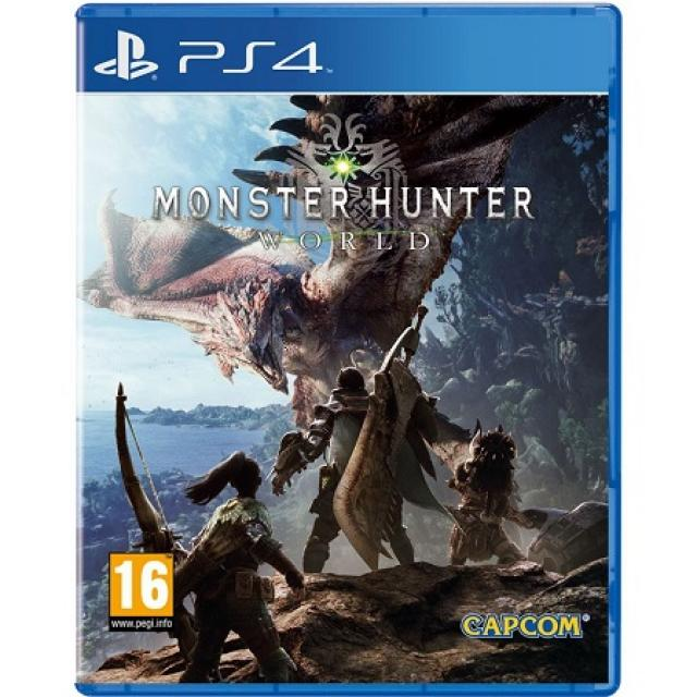 Gaming konzole i oprema - PS4 Monster Hunter World - Avalon ltd