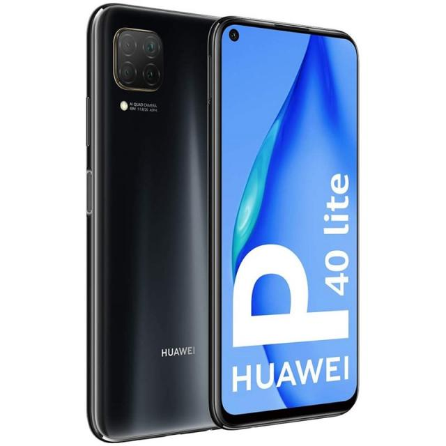 Mobilni telefoni i oprema - HUAWEI P40 LITE DS 6/128GB BLACK - Avalon ltd