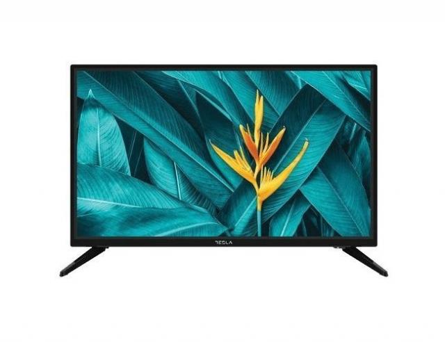 "Televizori i oprema - Tesla 24E311BH LED TV 24"" HD Ready DVB-T2 - Avalon ltd"