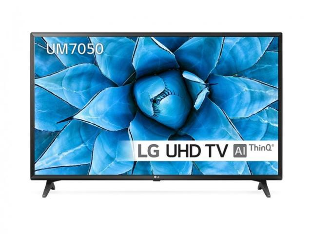 "Televizori i oprema - LG 43UM7050PLF LED TV 43"" ULTRA HD webOS SMART - Avalon ltd"