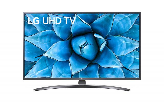 "Televizori i oprema - LG 43UN74003LB LED TV 43"" Ultra HD, WebOS smart TV, AI ThinQ, HDR10 Pro, DVB-T2/C/S2 - Avalon ltd"