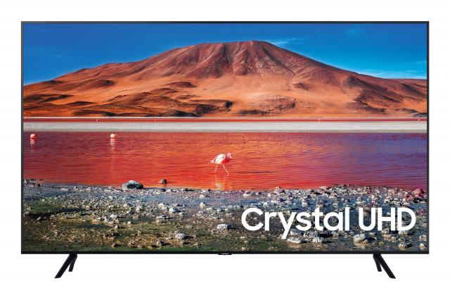 "Televizori i oprema - Samsung UE43TU7072UXXH LED TV 43"" ultra HD, smart TV, Crystal display, bez ivica - Avalon ltd"