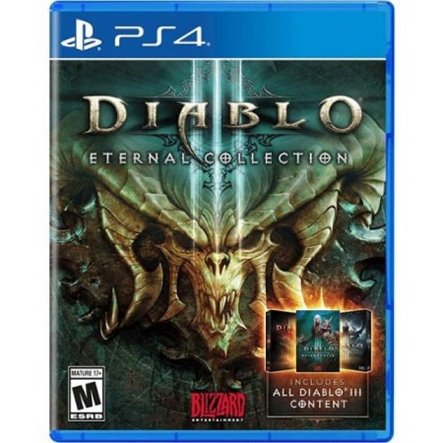 Gaming konzole i oprema - PS4 Diablo 3 Eternal Collection - Avalon ltd