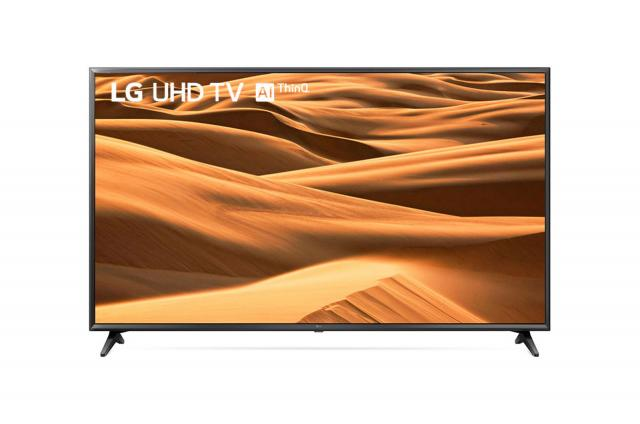 Televizori i oprema - LG 65UM7050PLA LED TV 65 ultra HD, webOS ThinQ AI smart TV, DVB-T2/C/S2, black, two pole - Avalon ltd