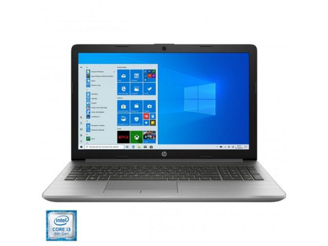 Laptop računari i oprema - HP 250 G7 Win10 PRO/i3-8130u/8GB/256GB SSD/15.6FHD/IntelUHD/DVDRW/Silver - Avalon ltd