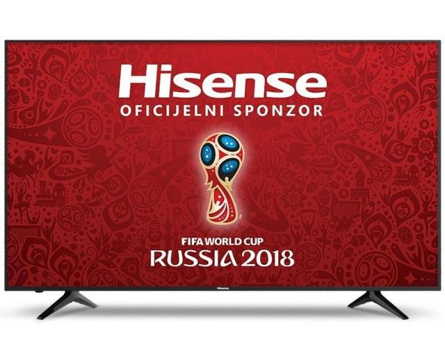 "Televizori i oprema - 50"" H50A6100 Smart LED 4K UHD digital LCD TV - Avalon ltd"