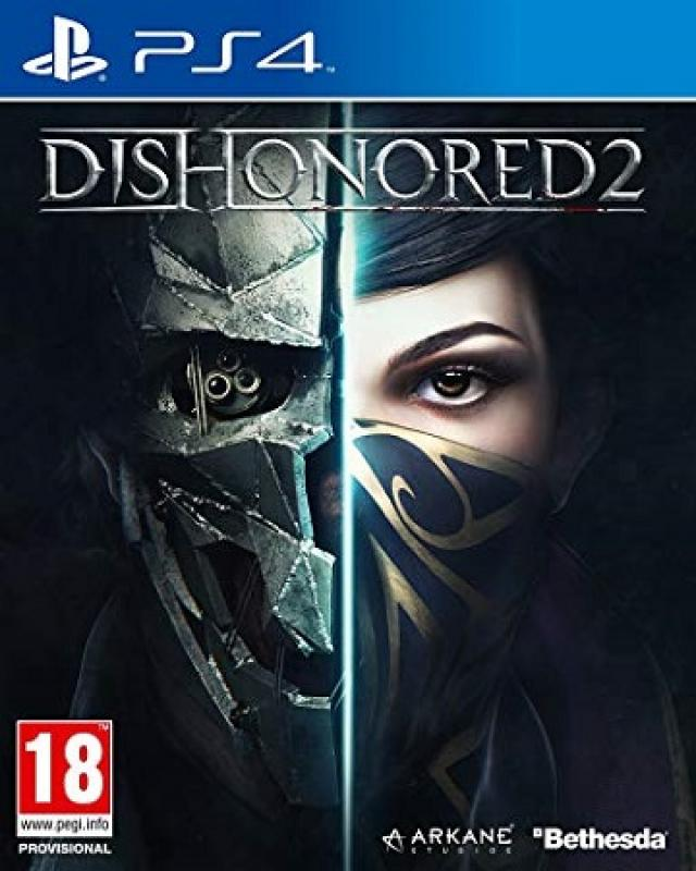 Gaming konzole i oprema - PS4 Dishonored 2 - Avalon ltd