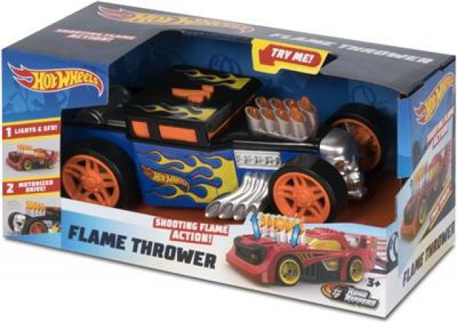 Igračke - HOT WHEELS vozilo Flame ThrowerTM sorto - Avalon ltd