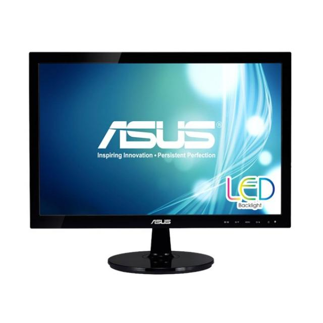 Monitori - ASUS MON 19 AS VS197DE MONITOR - Avalon ltd