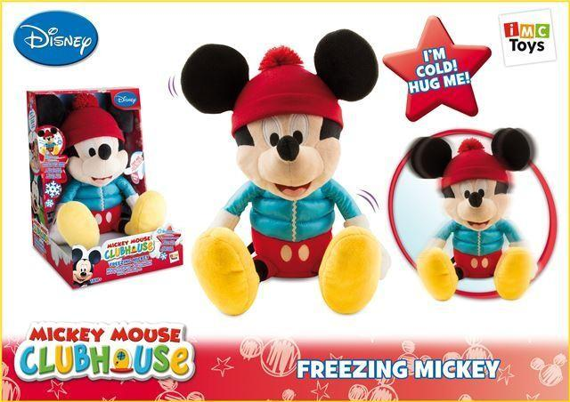 Igračke - PLIŠ MICKEY FREEZING DISNEY PLIŠANA IGRAČKA - Avalon ltd