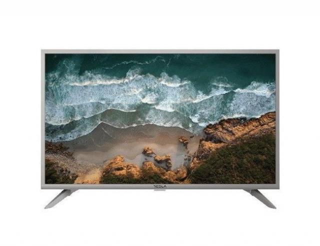 "Televizori i oprema - Tesla 43T319SF LED TV 43"" full HD, DVB-T2/DVB-C/DVB-S2, Silver - Avalon ltd"