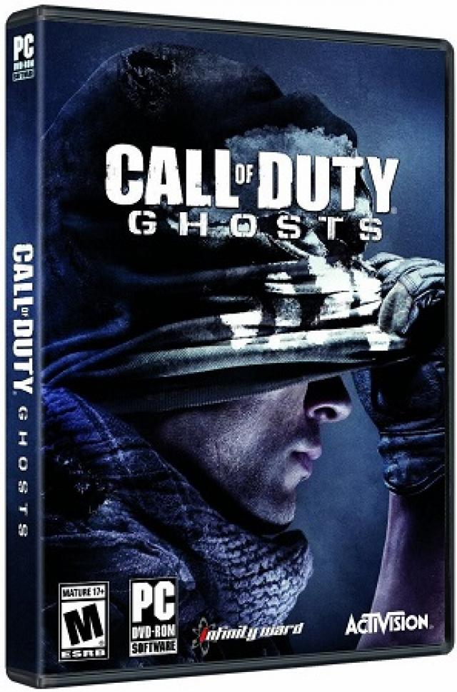 Gaming konzole i oprema - PC Call of Duty Ghosts - Avalon ltd
