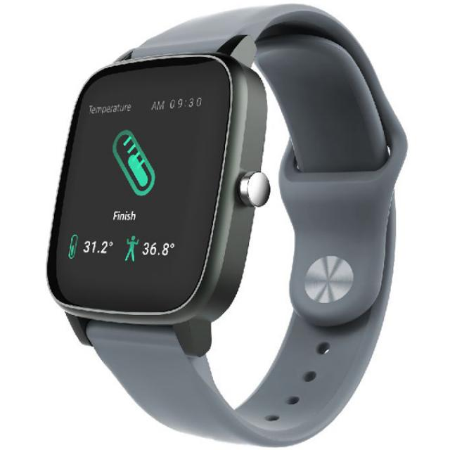 Pametni satovi i oprema - VIVAX SMART WATCH LIFE FIT GRAY - Avalon ltd