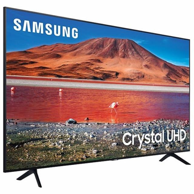 "Televizori i oprema - Samsung UE50TU7072UXXH LED TV50"" ultra HD, smart TV, Crystal displej, bez ivica - Avalon ltd"