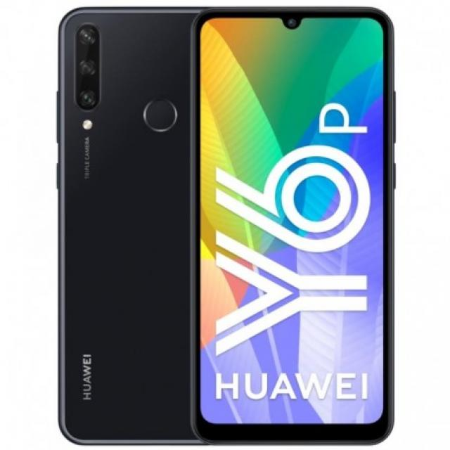 Mobilni telefoni i oprema - HUAWEI Y6P DS 3/64GB BLACK - Avalon ltd