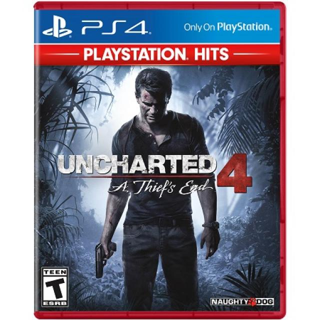 Gaming konzole i oprema - PS4 Uncharted 4: A Thief's End Playstation Hits - Avalon ltd