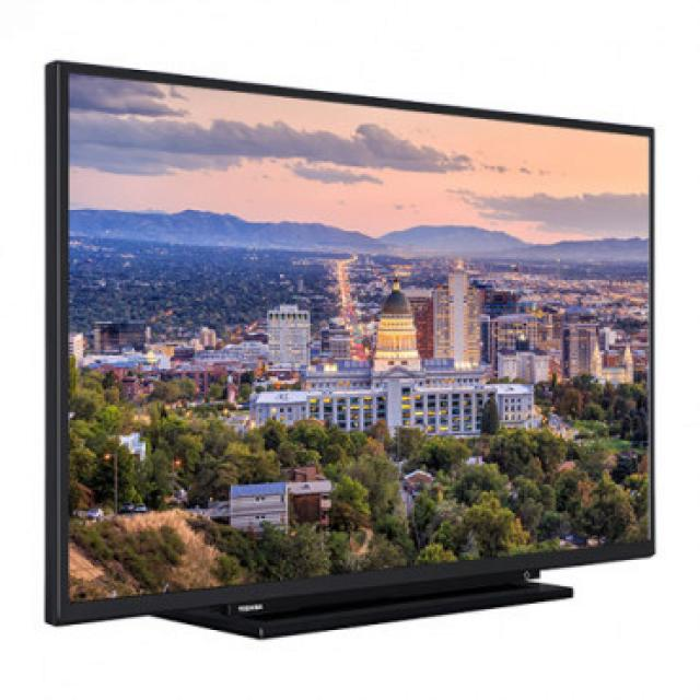 "Televizori i oprema - Toshiba 43L1763DG LED TV 43"" Full HD, DVB-T2, black, frame s - Avalon ltd"