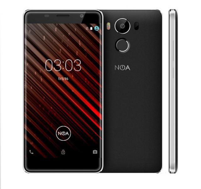 avalon ltd pljevlja, Smartphone-NOA H6 Black