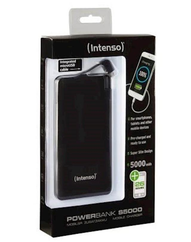 Mobilni telefoni i oprema - INTENSO POWERBANK SLIMS S5000 - Avalon ltd