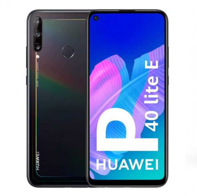 Mobilni telefoni i oprema - HUAWEI P40 LITE E DS 4/64GB BLACK - Avalon ltd