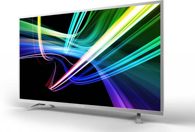 "avalon ltd pljevlja, Televizori-Tesla 43S606SUS ultra HD TV 43"", 4K, smart TV, Wi-Fi, DVB-T2/DVB-C/DVB-S2, slim DLED"