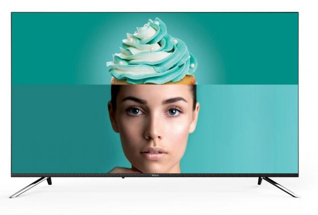 "Televizori i oprema - Tesla 55S905BUS LED TV 55"" ultra HD, Android smart TV - Avalon ltd"